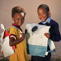 Mochila solar - Schoolbag