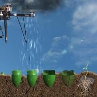 BioCarbon drones