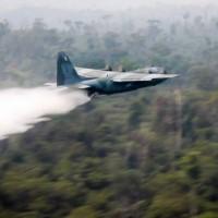 Foto divulgação da Força Aérea Brasileira / Brazilian Air Force